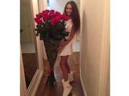 Высокие розы 170 см 25 шт