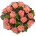 Букет из 15 роз (70см)