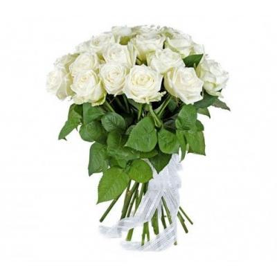 Букет из 17 роз (50см)