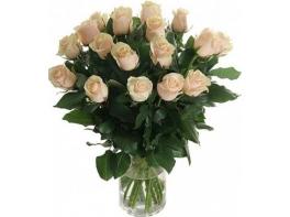 Букет из 19 роз (70см)