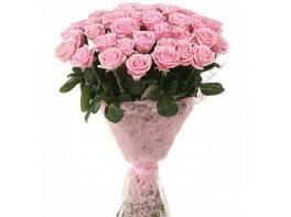 Букет из 33 роз (70см)