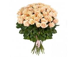 Букет из 51 розы (70см)