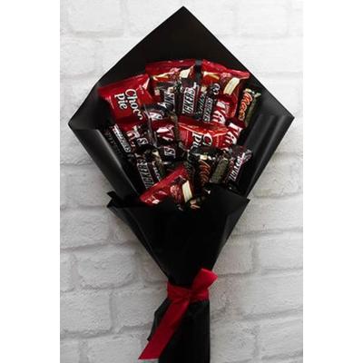 Букет из шоколада и конфет №7